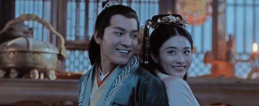 """Li Heng and Zhu Yan from """"Fake Princess"""""""