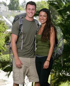 Garrett & Jessica Amazing Race 15