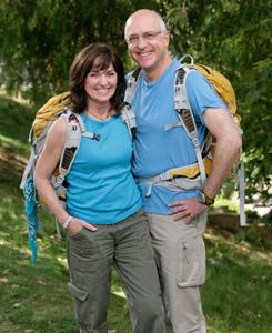 Marcy & Ron Amazing Race 15
