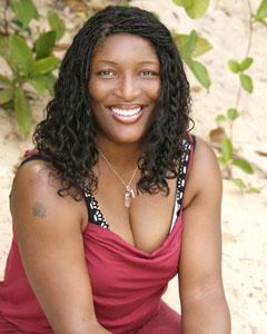 Tamara Taj Johnson George Survivor Tocantins
