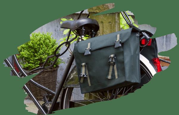 Sacoches vélos location arcachon DINGOVELOS
