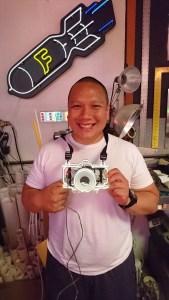 Camera and F-Bomb