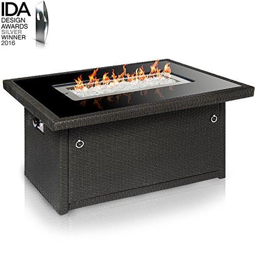 Outland Living Series 401-Slate Grey Fire Table, Slate ... on Outland Living 401 id=26320