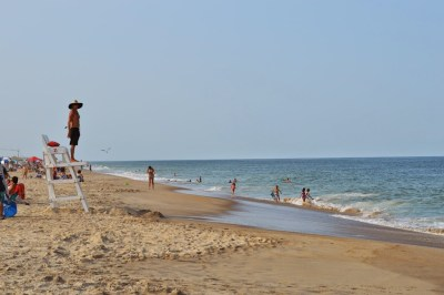 A day at the beach: Fenwick Island, Delaware