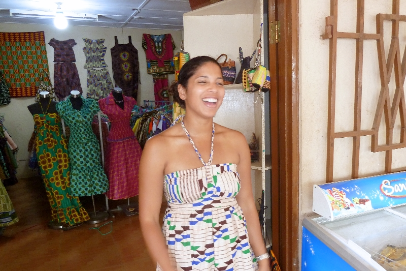 Latina Abroad in Ghana