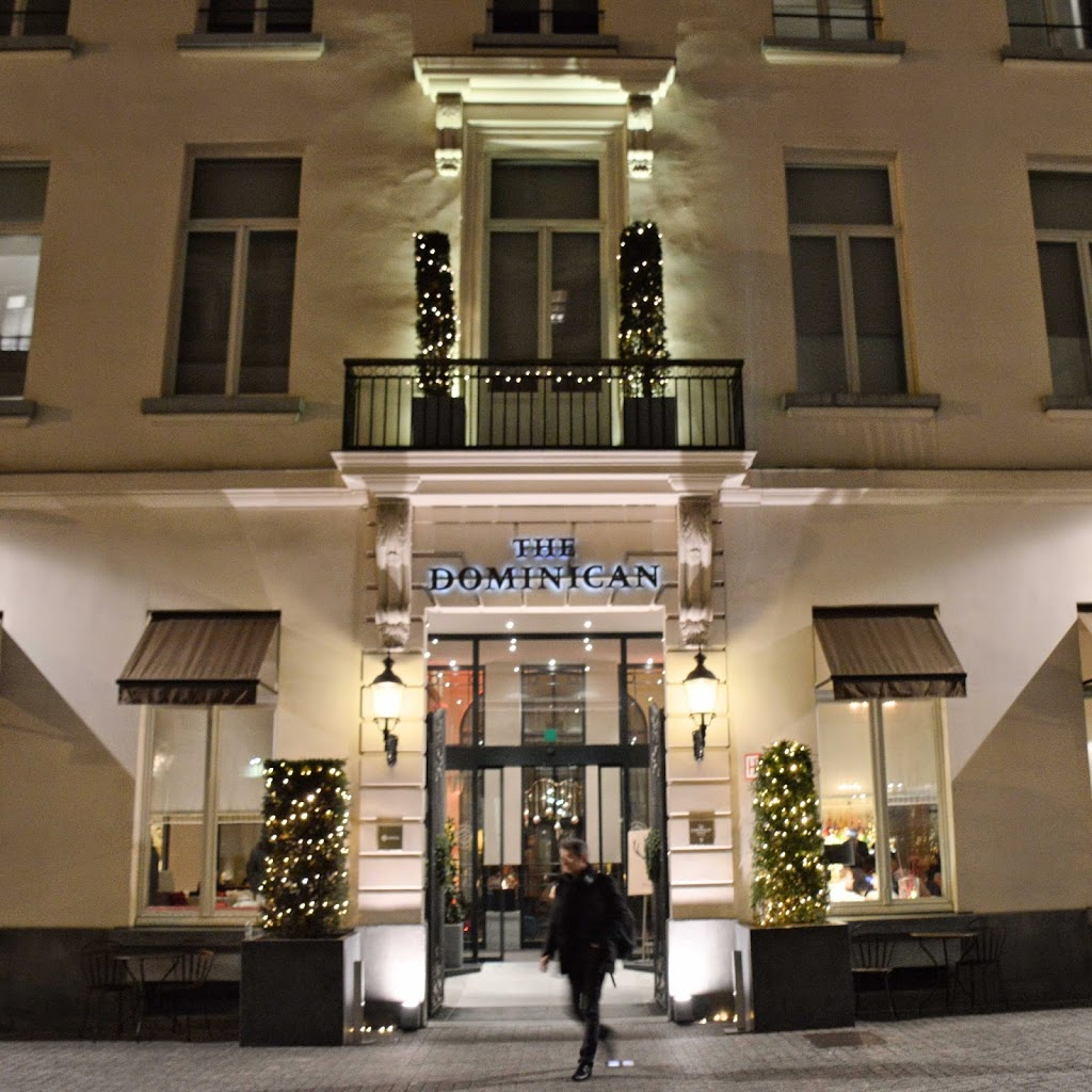 The Dominican Hotel Brussels: Modern Luxury