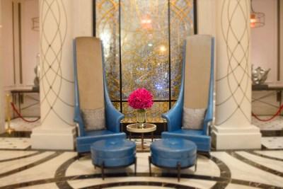 Ultimate Luxury: Mandarin Oriental Taipei