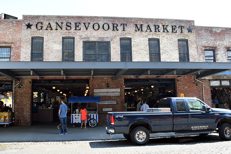 Gansevoort Market Plan planning a trip to new york city ⋆ the dining traveler