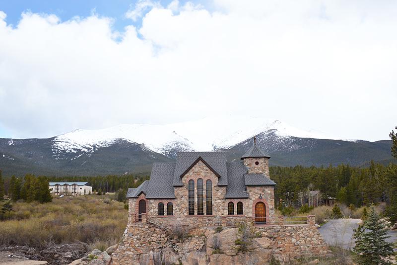 Chapel on the Rock, Peak to Peak Highway