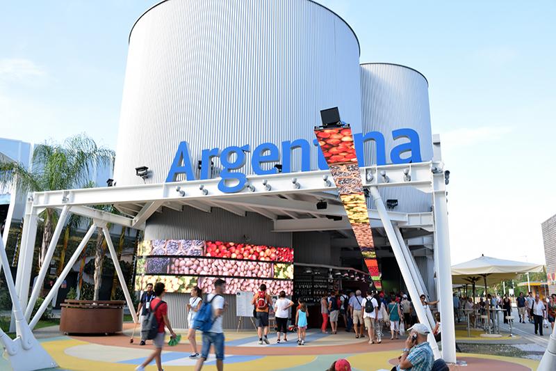 Argentina Pavilion