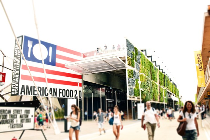 USA Pavilion at Expo Milano