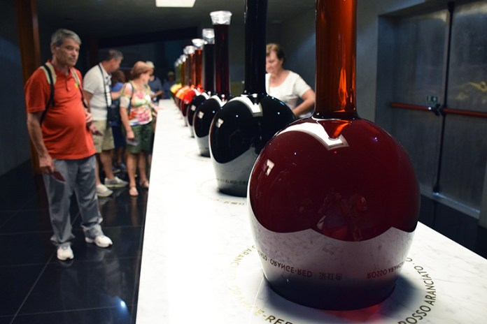 Wines of Italy Exhibition Expo Milano