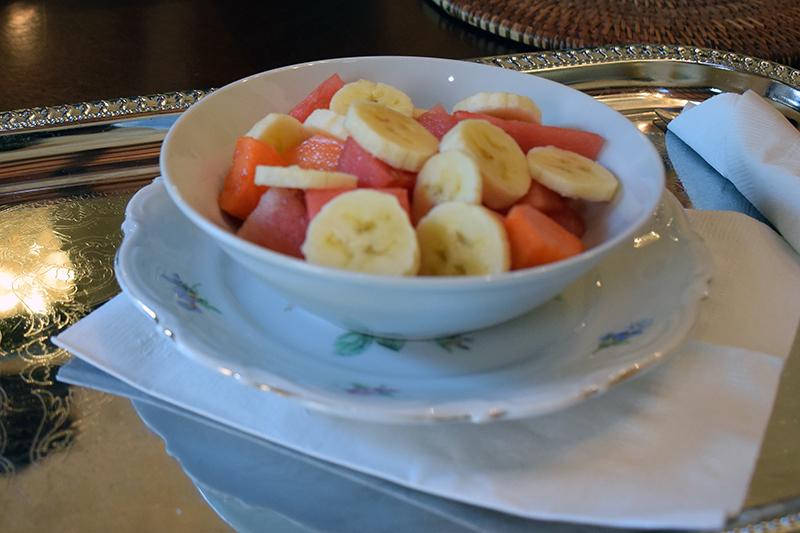 Old San Juan Hotels Villa Herencia Breakfast