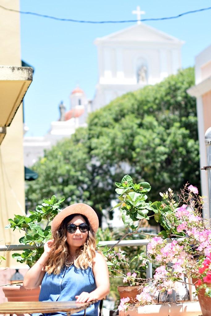 Old San Juan Hotels Villa Herencia Patio