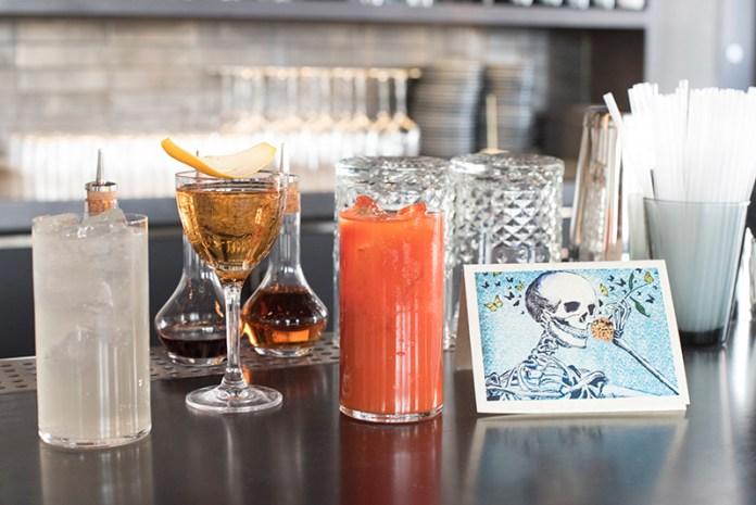 Cocktails at Espita Mezcaleria