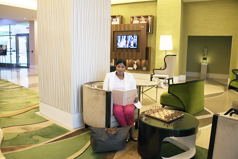 Where to stay in Arlington Renaissance Capital View Lobby