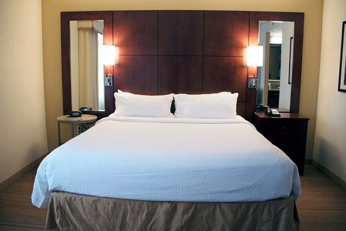 Where to stay in Arlington Residence Inn Capital View Room