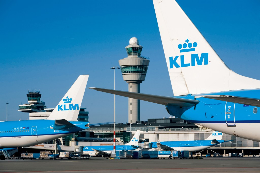 At Every Level: Flying KLM
