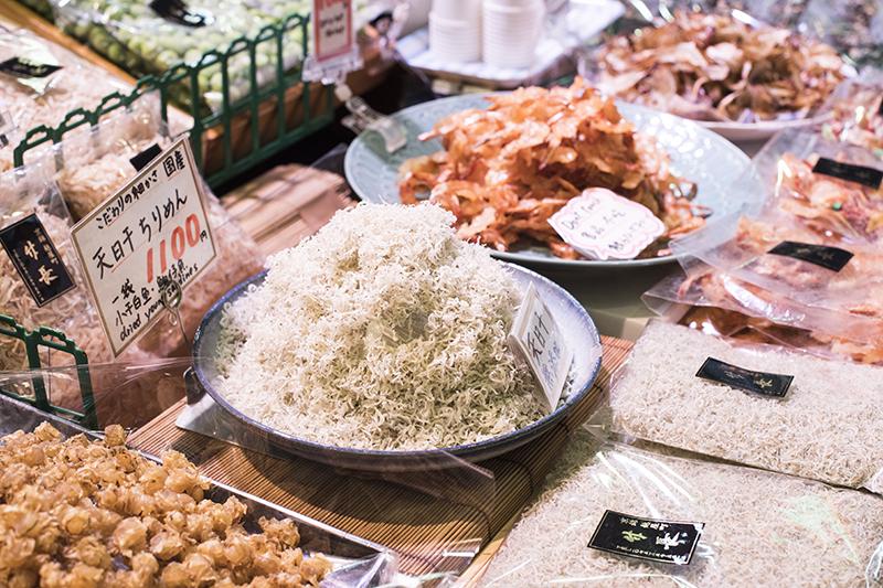 Two Days in Kyoto Nishiki Market