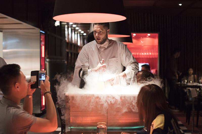 Chef José Andrés Bazaar LA Restaurant