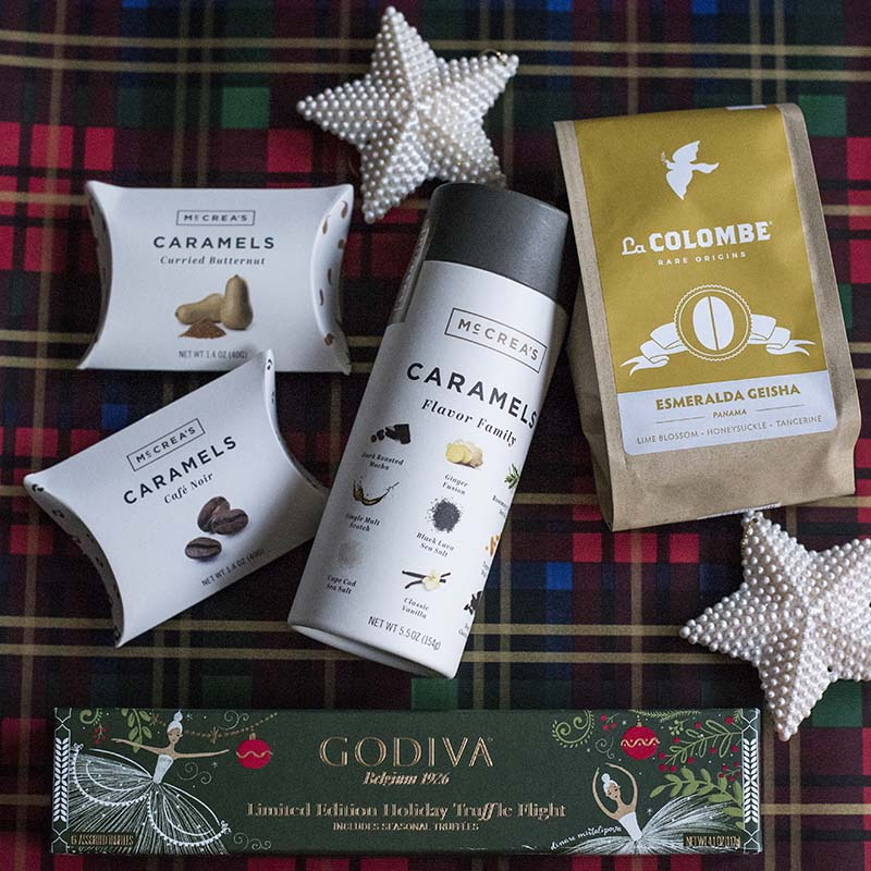 Small Edible Gifts Holiday Gift Guide