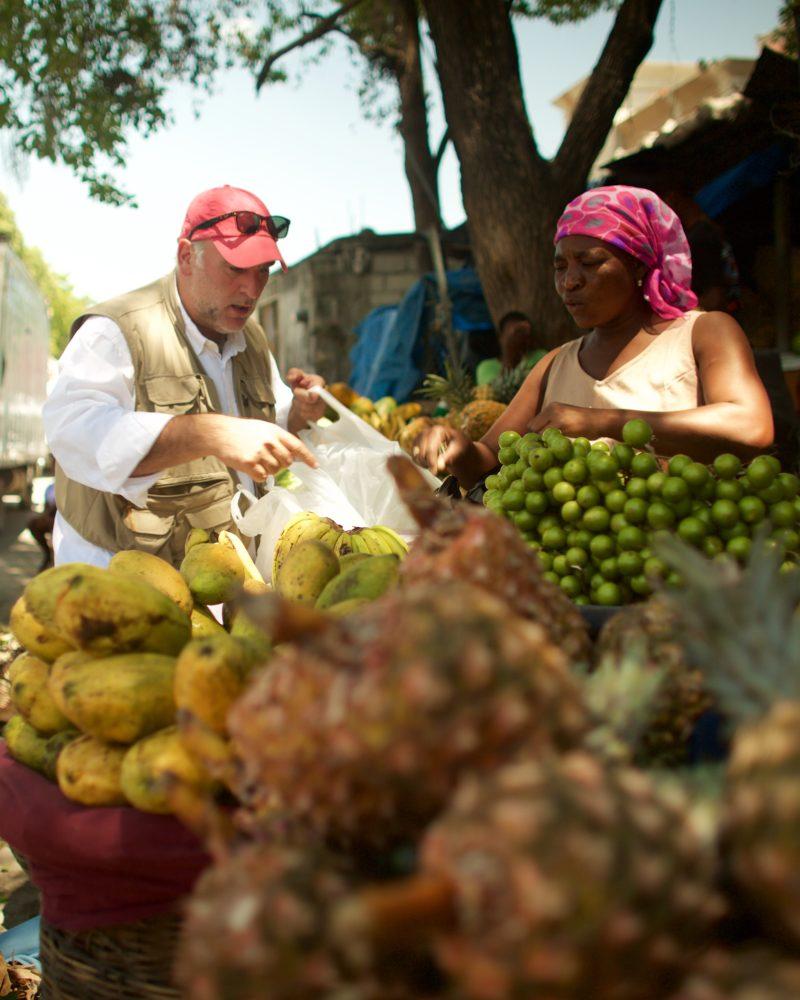 Chef José Andrés in Haiti