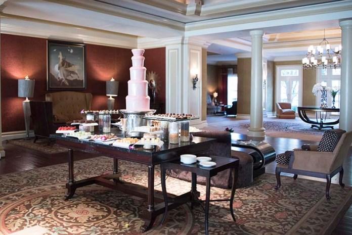 Two Days in LA: Langham Hotel High Tea