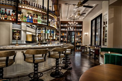 Dining Out: Tredici Enoteca DC