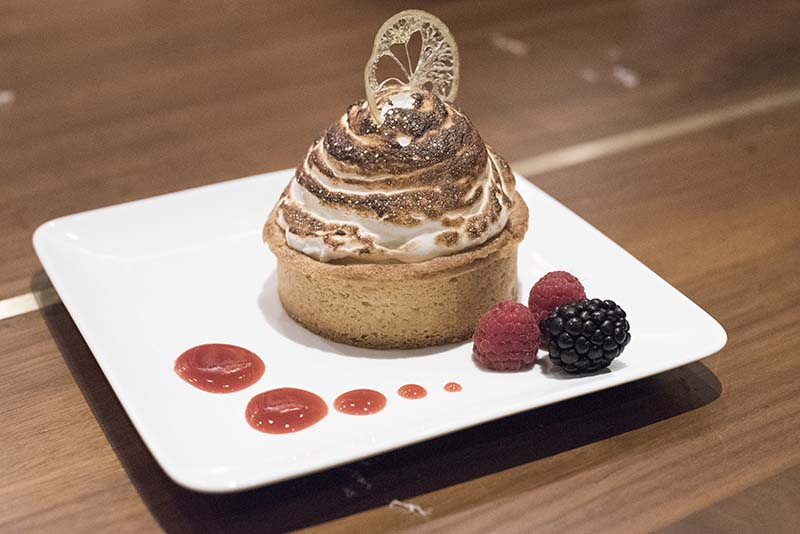 Tredici Enoteca DC Menu Dessert