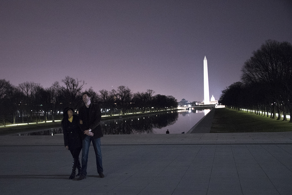 Domestic Love: Date Night in DC