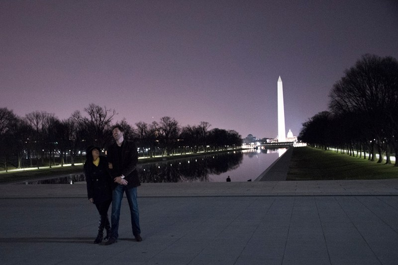 A Day in Washington, DC