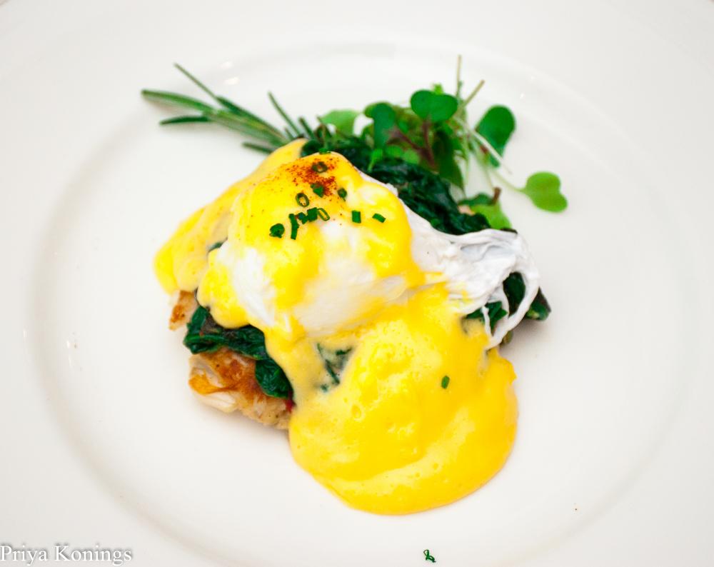 The Lafayette Breakfast Menu
