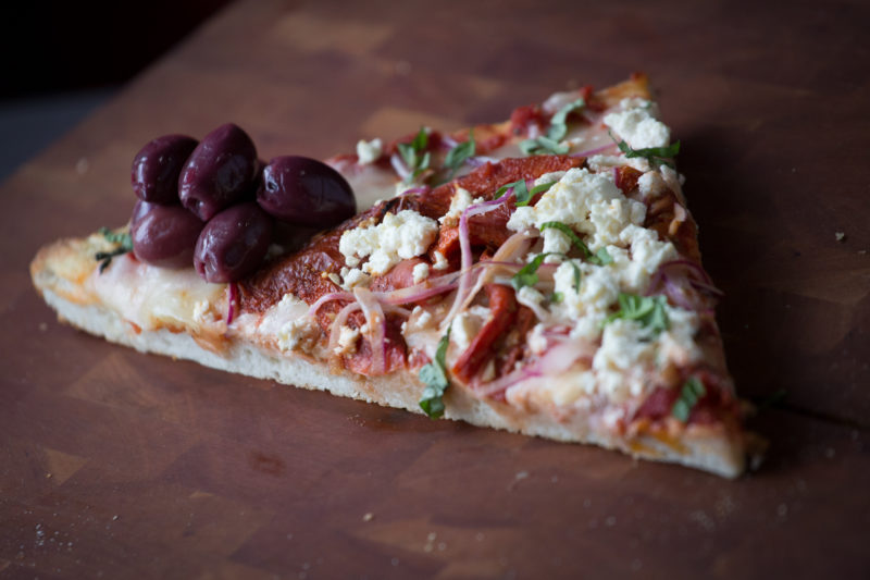 Dining in Arlington: We, the Pizza