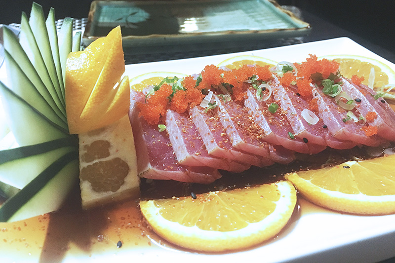 Dining in Brooklyn: Pine Tree Sushi