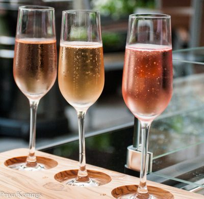 Summer in DC: The Ritz Carlton's DC Rosé Garden