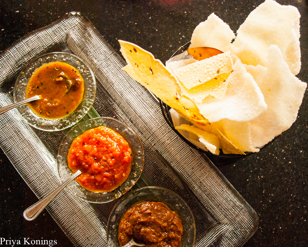 Dining in DC: Indique Indian Restaurant