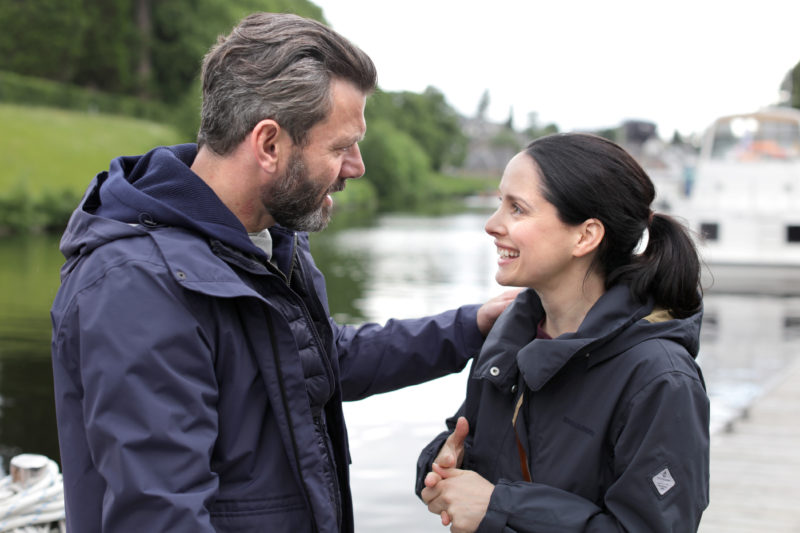 Tim Haines, producer of Loch Ness Acorn TV