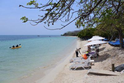 Day Trip from Cartagena: Isla del Encanto