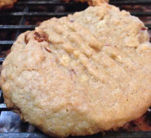 Old St. Stephens Cookie