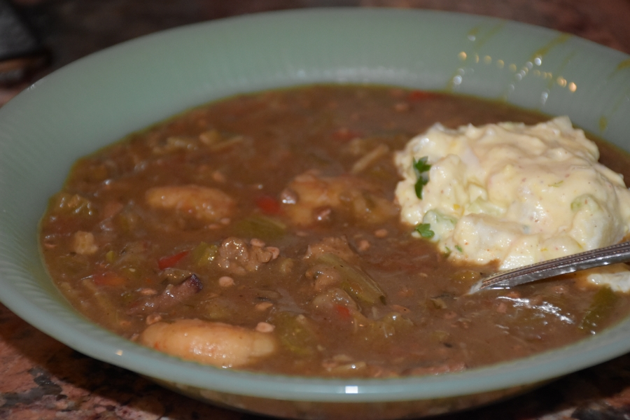 "Learn to Make Shrimp, Sausage and Okra Gumbo like you were ""born there"""