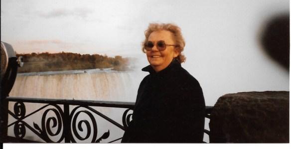 Grandmother Theda Fay