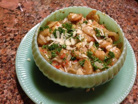 Shrimp Recipe and Rich Sauce