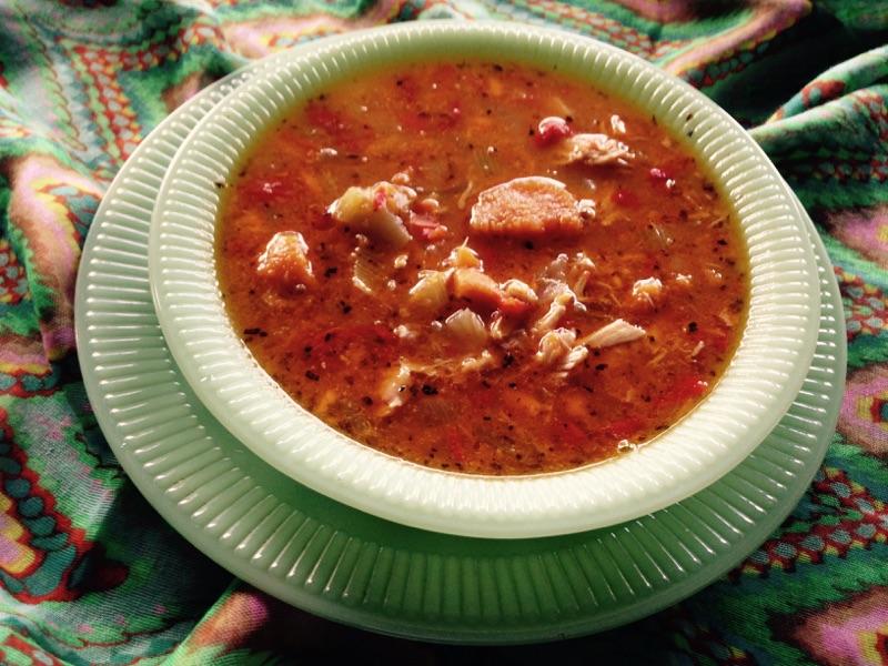 Weary Souls Chicken Soup Recipe