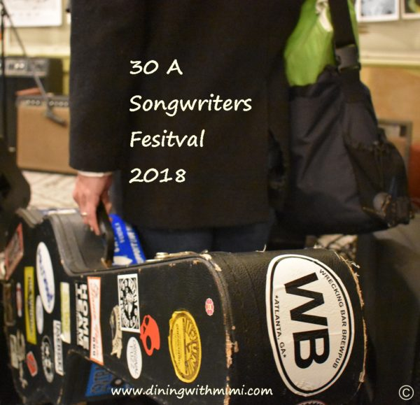 Songwriters Festival 2018