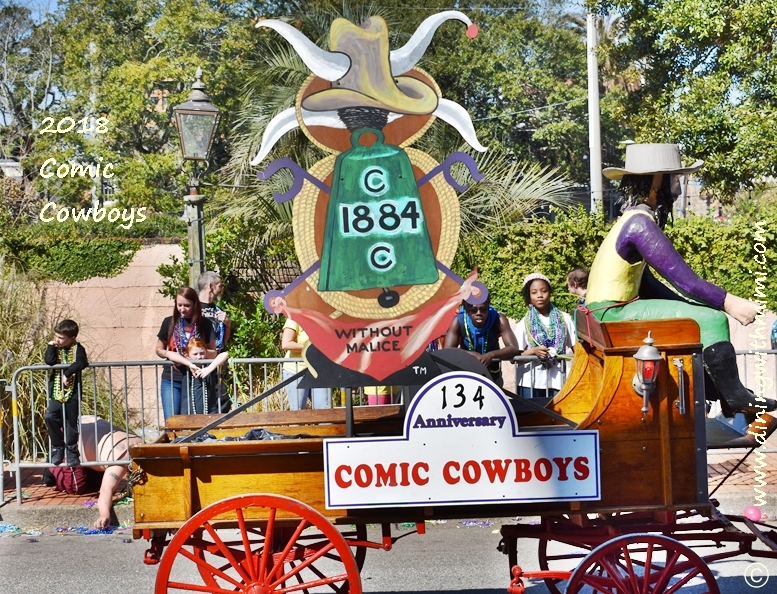 Springing into Mobile with Comic Cowboys