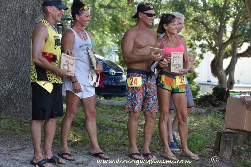 Race winners Join Fairhope Paddle Group www.diningwithmimi.com