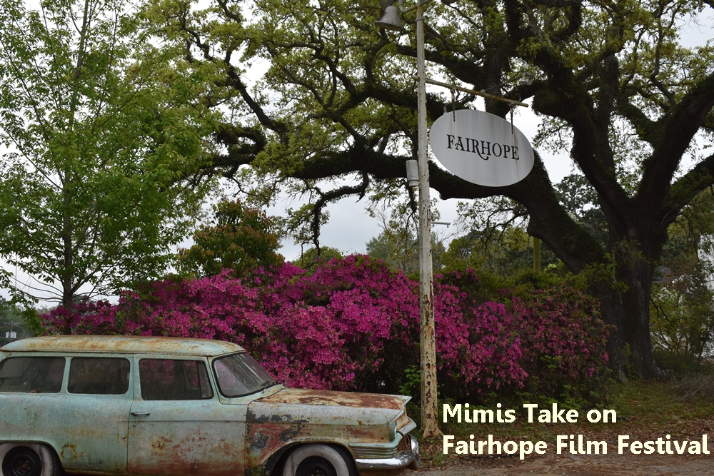 Spring view of Fairhope for Mimis Take on Fairhope Film Festival