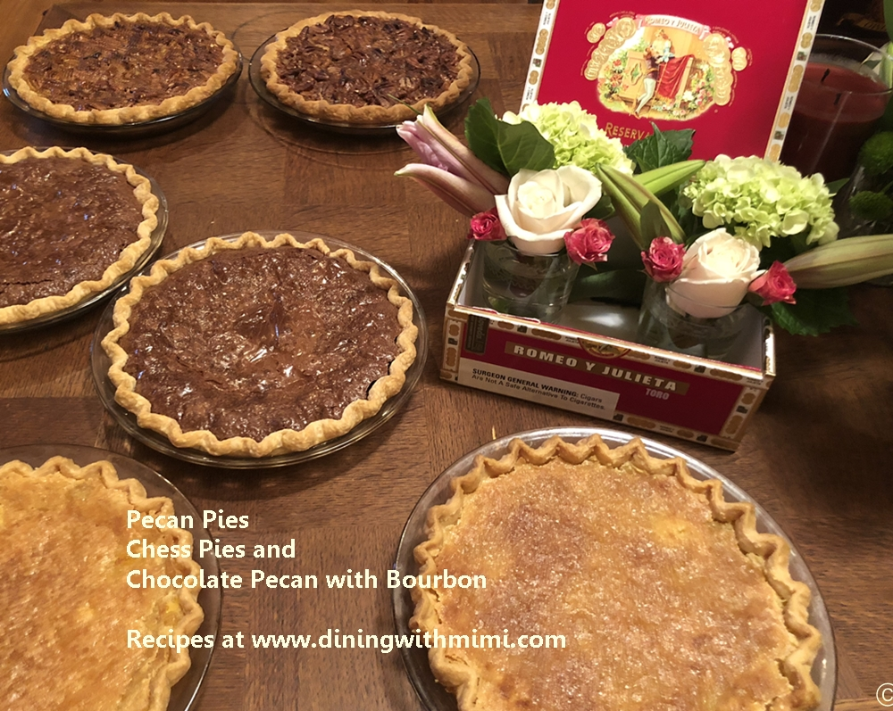 Dining With Mimi's Favorite Desserts for Entertaining