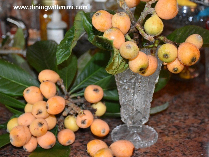 Lots of Loquat Loquats- Eat, Ferment, Freeze, Preserve, Steep and Share www.diningwithmimi.com