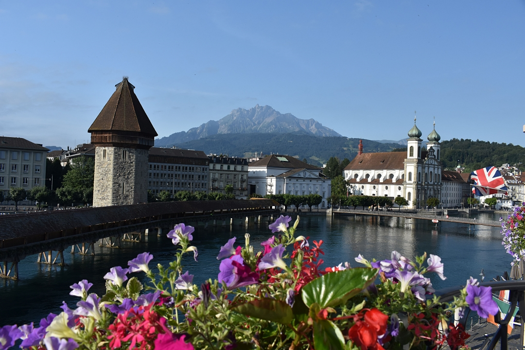 Luzern Lucerne How I love thee, Let me count the ways
